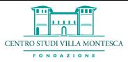 FONDAZIONE HALLGAREN FRANCHETTI CENTRO STUDI VILLA MONTESCA